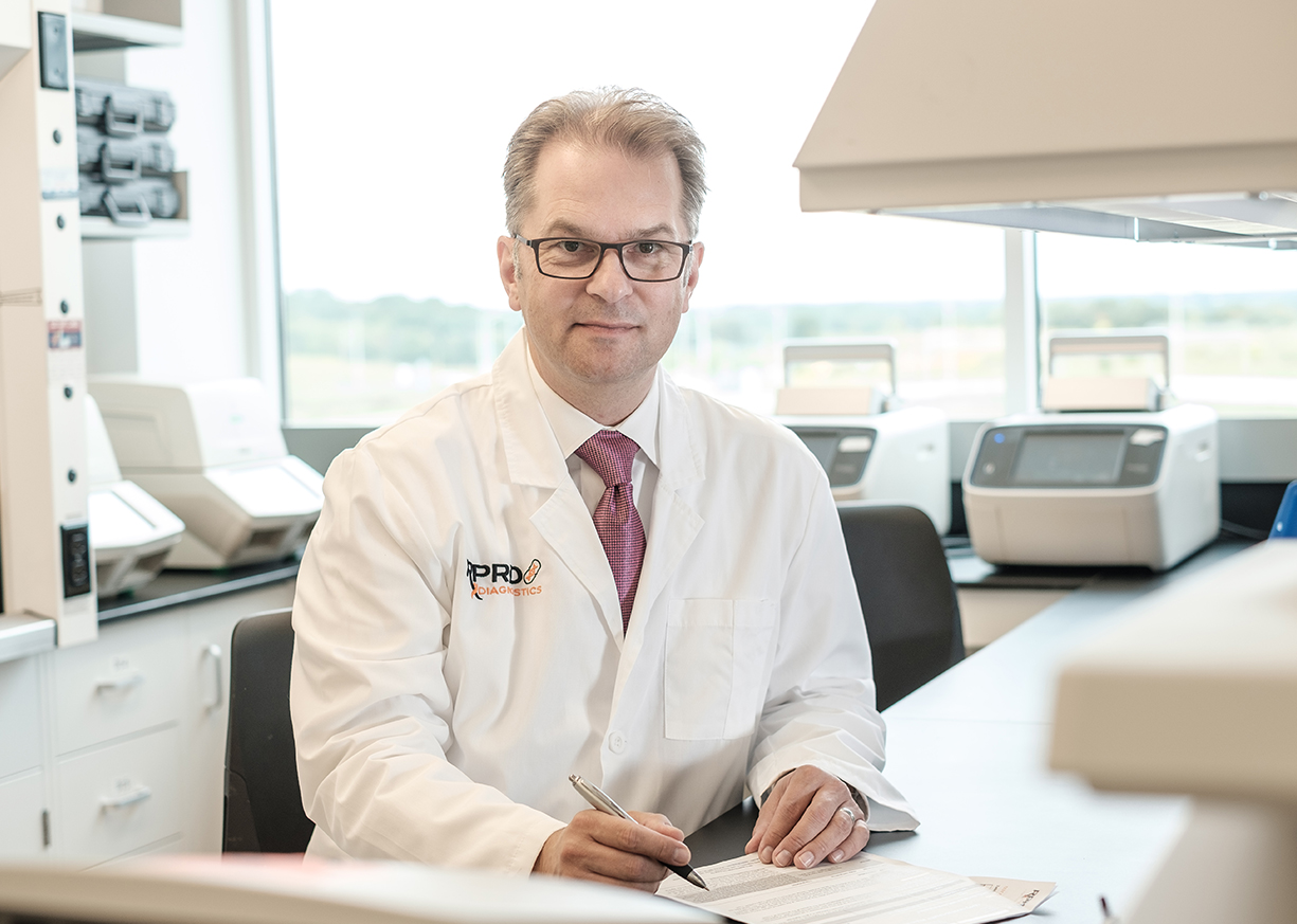 Dr Broeckel Pharmacogenomics Researcher